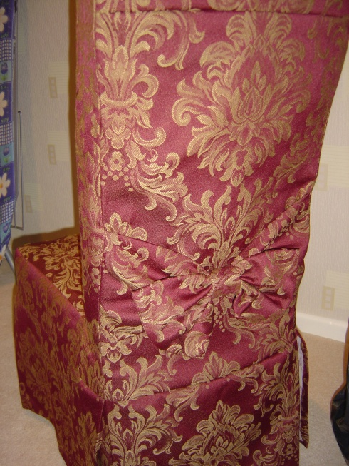 Chair Cover 2