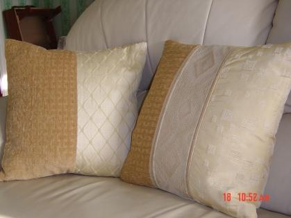 Cushions 23